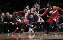 Curry pone la magia en el Verizon Center