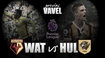 Watford - Hull City: duelo inédito en Premier League