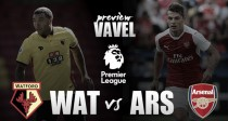 Watford vs Arsenal Preview: Both sides looking for first victory of the season in London derby