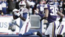 Los Bills consiguen victoria con un segundo en el reloj contra los Vikings