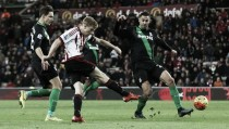 Sunderland 2-0 Stoke City: Late Black Cats double secures vital win over 10-man Potters