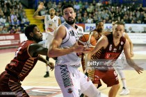 Legabasket Serie A: risultati e tabellini della 13esima giornata di ritorno