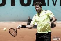 Wawrinka disipa las dudas en Roland Garros