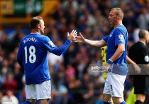 Ronald Koeman admits he would be interested in bringing Wayne Rooney back to Everton