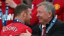 Ferguson asegura que Rooney es genial en cualquier posición y lo compara con Bobby Charlton