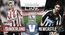 Sunderland 1-0 Newcastle: As it happened