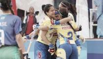 Colombia sacudió a Brasil en el Mundial de Hockey femenino
