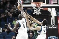 La defensa, un problema para Minnesota Timberwolves