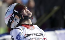 Sci Alpino - La Thuile, Super G a Tina Weirather. Gut precede Vonn sul podio