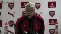 "Wenger: ""Fue un partido positivo"""
