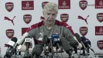 """Wenger: """"No todos los jugadores están preparados"""""""