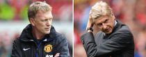 Wenger et Moyes décryptent Arsenal-Manchester United pour Vavel