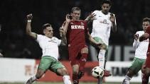Igualdad entre Werder Bremen y Colonia