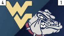 Gonzaga vs West Virginia o equipo vs presión