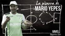 La pizarra de Mario Yepes: Boyacá Chicó