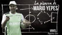 La pizarra de Mario Alberto Yepes: Cortuluá