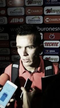 """Juan Pablo Rodríguez: """"Merecemos los resultados que tenemos"""""""
