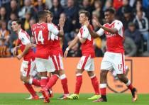 Iwobi usa la forza, l'Arsenal vince: 4-1 sul campo dell'Hull