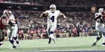 Dallas despeja dudas ante Tampa Bay
