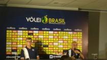 Dal Zotto é apresentado como novo técnico da seleção de vôleie evita comparação com Bernardinho