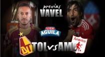 Previa Tolima vs. América: los 'escarlatas' van en busca de su primera victoria