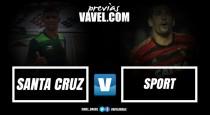 Santa Cruz e Sport se enfrentam no primeiro Clássico das Multidões da temporada