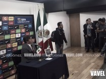 """Miguel Herrera: """"Me voy muy molesto"""""""