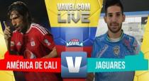 Resultado América de Cali vs Jaguares por la Liga Águila 2017-I (0-2)