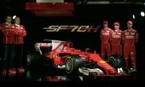 Presentazione Ferrari: poche parole, tanta concretezza