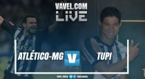 Resultado Atlético-MG x Tupi pelo Campeonato Mineiro (4-0)