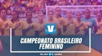 Em confronto paulista, Ferroviária e Santos empatam pelo Brasileirão Feminino