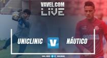 Resultado Uniclinic x Náutico na Copa do Nordeste 2017 (0-9)