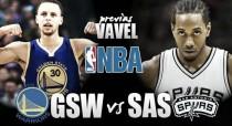 Previa Golden State Warriors- San Antonio Spurs: el mejor duelo del viejo oeste