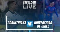 Resultado: Corinthians 2x0 Universidad de Chile pela Sul-Americana 2017