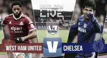 West Ham vs Chelsea en vivo y en directo online