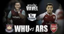 West Ham - Arsenal: Derbi londinense de necesidades