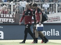 St. Pauli captain Gonther set for injury lay-off