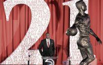 Dominique Wilkins ya tiene su estatua en Atlanta