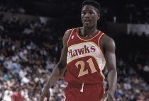 Dominique Wilkins tendrá su estatua y un nuevo cargo en los Hawks