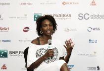 """Venus Williams: """"Todavía quiero estar en la cima, mi objetivo es trabajar para ganar"""""""
