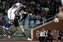 Antecedentes Real Betis-Real Sociedad