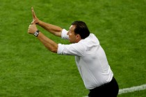 """Wilmots: """"Hazard hizo un partido excelente"""""""