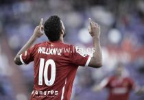 El Real Zaragoza asalta Zorrilla en el último suspiro