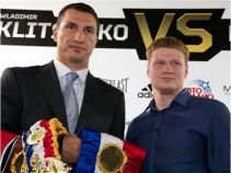 Resultado combate Klitschko vs Povetkin