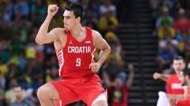Rio 2016, un super Bogdanovic regala la vittoria ai croati contro il Brasile