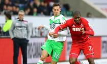 Empate con distinto sabor entre Wolfsburgo y Colonia