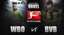 VFL Wolfsburgo – Borussia Dortmund: duelo de gigantes en el Volkswagen Arena