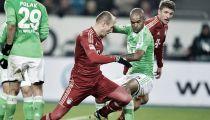 Wolfsburgo vs Bayern de Múnich en vivo y directo online