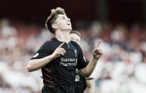 Arsenal U23s 1-3 Liverpool U23s: Woodburn brace inspires Beale's young Reds to first win of the season