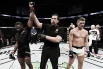 Em luta pouco movimentada e sob vaias, Tyron Woodley vence Thompson e mantém cinturão